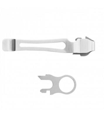 Съемные карманная клипса и кольцо для шнура LEATHERMAN RING + CLIP 934850